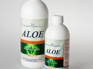 Gelul sănătății – Aloe Vera