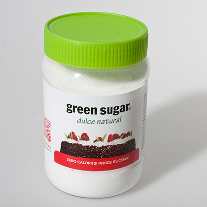 Green Sugar Cooking