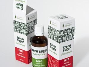 Laboratoarele Remedia lanseaza Green Sugar lichid