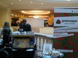 Green Sugar prezent la ADTICR