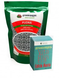 green-sugar-pudra-1kg+CA MARIN