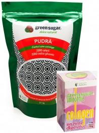 green-sugar-pudra-1kg +ENZIME