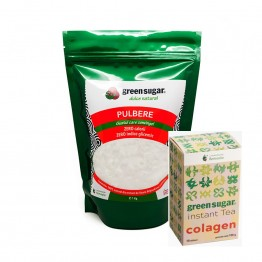 green-sugar-pulbere-1kg+CEAI VERDE