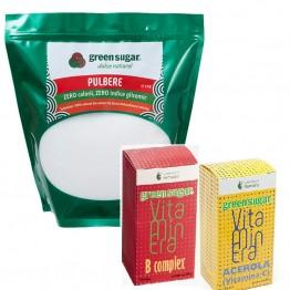 green-sugar-pulbere-2kg+ACEROLA +B COMPLEX