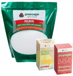 green-sugar-pulbere-2kg+PROTEINE+JUICE BLUEBERRY