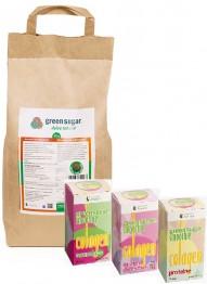 green-sugar-pulbere-5kg+ACEROLA+ENZIME+PROTEINE